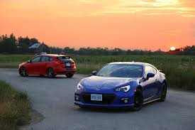 subaru coupe 2015 comparison review 2016 subaru brz vs 2015 ford focus st