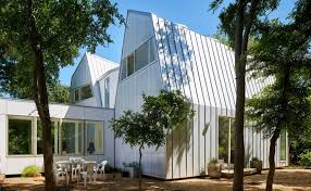 Interior Garden House House For Retired Couple In Texas Extended For Family Fun