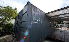 Shipping Container Home by Outside The Box Shipping Containers Take On New Life As Homes