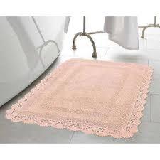 Pink Bathroom Rugs Pink Bath Rugs Mats Mats The Home Depot