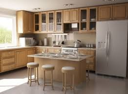small l shaped kitchen with island l designs kitchen with