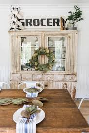The Styling Hutch Primitive Dining Room Hutch Liz Marie Blog