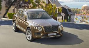 bentley bentayga truck first photos of new bentley bentayga suv