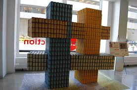 photos of canstruction 2014 in boston