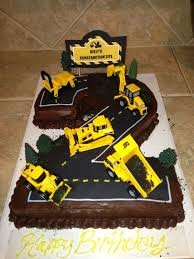 construction birthday cakes 14 best construction birthday party images on