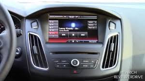 how to set up bluetooth on ford focus sync 2 infotainment system of 2015 ford focus wagon focus