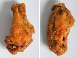 one order of stems and flappers what do you call those chicken