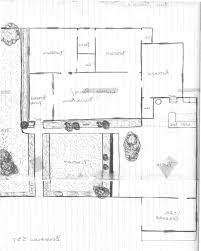 Two Bedroom House Plan Home Design Two Bedroom House Plans Homepw03155 1350 Square Feet