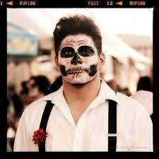 imagenes de calaveras hombres idea de maquillaje de halloween hombre 6 handspire