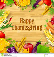 happy thanksgiving stock vector image of baked cuisine 34579098