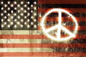 Dirty American Flag Make A Wager For Peace U2013 Wiseblue