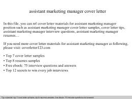 cover letter for marketing director facilities manager cover