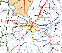 missouri map cities jefferson city missouri mo 65101 65109 profile population