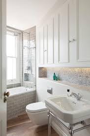 Narrow Bathroom Ideas White Tile Bathrooms Bathroom Victorian With Small Bathroom Ideas
