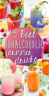 best 25 nonalcoholic summer drinks ideas on pinterest