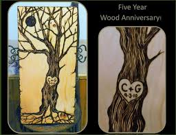 wood anniversary gift ideas for him best 25 five year anniversary gift ideas on five year