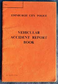 accident reporting book scottishpolicemedals edinburgh city police gallery 7 pocket and