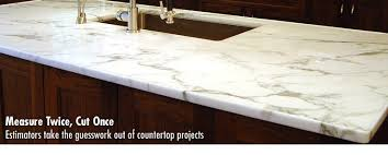 home depot kitchen cabinet tops countertop estimators