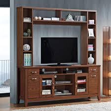 tv and entertainment units madison engineerwood wall unit dark brown