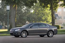 2010 chevrolet malibu overview cars com