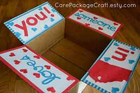 birthday care packages munchkins and the deployment care packages on etsy