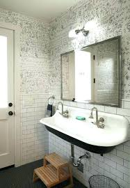 modern home interior ideas powder room ideas 2017 powder room ideas bathroom farmhouse sink