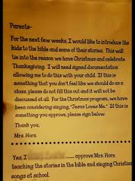 pre k thanksgiving songs tx pre k teacher asks parents for permission to preach the bible