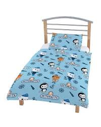 Octonauts Bed Set Octonauts Rotary Junior Cot Bed Duvet Quilt Cover Set By Linen