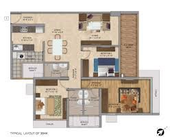 floor plans by address 2 3 4 bhk floor plans of wadhwa the address mumbai