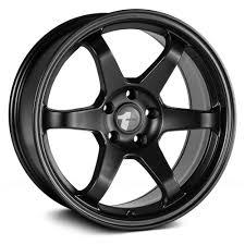 avid 1 av 06 wheels matte black rims