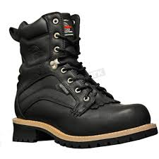 harley motorcycle boots milwaukee motorcycle clothing co mens drysdale waterproof boots