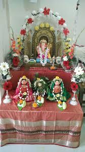 Home Ganpati Decoration 470 Best Ganpati Decoration Idea Images On Pinterest Hindus