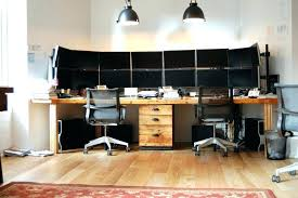 T Shaped Desk For Two Magnificent Stimulating Home Office Desk For Two 24 2