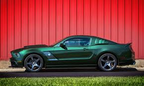 2013 mustang production numbers 2013 roush stage 3 mustang premier edition photos rs3 green 7