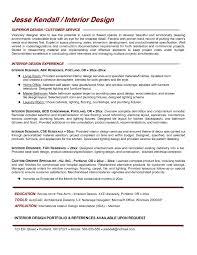 interior designer resume example resume peppapp