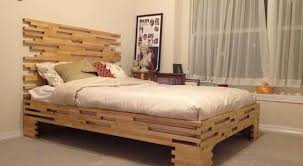 appealing homemade bed frame ideas 20 diy bed frames that will
