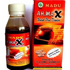 madu ah max herbal alami kuat perkasa agen grosir tongli