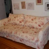 shabby chic sofa covers shabby chic slipcovers for loveseats easy home decorating ideas