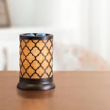 scentsationals full size wax warmer moroccan burlap walmart com