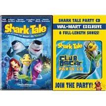 shark tale dvd club oscar karaoke cd amazon uk dvd u0026 blu ray