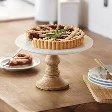 marble cake stand marble and wood cake stand cedar farm cedar farm