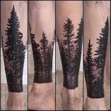 simple forest tree on leg golfian com