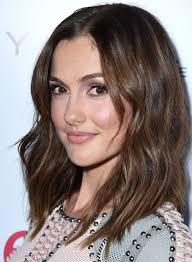 hair color of the year 2015 minka kelly posts a pic of a new lighter hair color she s gone