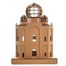 Taj Mahal Floor Plan by Taj Mahal Cardboard Cat House U2013 Masterpiece For Your Kitty Explorer