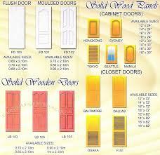 kitchen cabinet door price philippines flush door solid wooden door cabinet door closet door