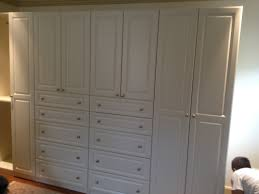 Closet Storage Shelves Unit Closetcraft Armoires And Wall Units Closetcraft Custom