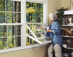 double hung windows all weather seal of west michigan mi