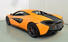 orange mclaren 2017 mclaren 570s for sale in norwell ma 002059 mclaren boston