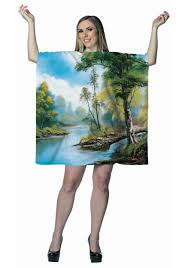 Ross Store Baby Clothes Bob Ross Painting Dress