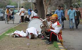 wedding band in delhi how indians turned bands into indian wedding